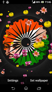 I Love My India Live Wallpaper - náhled