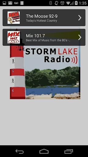 【免費音樂App】Storm Lake Radio-APP點子