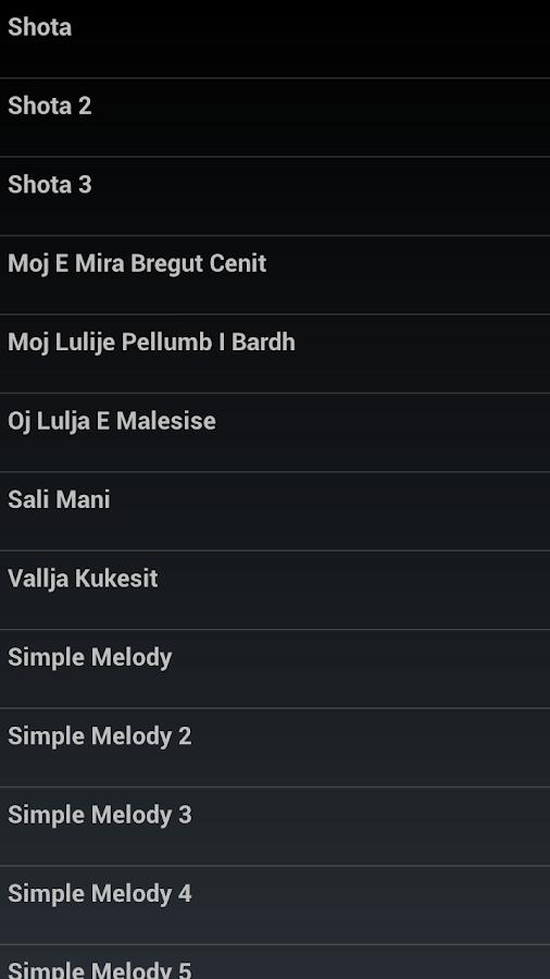 Tingalin - (Albanian Çifteli)- screenshot