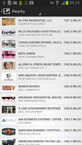 Local Trade Directory