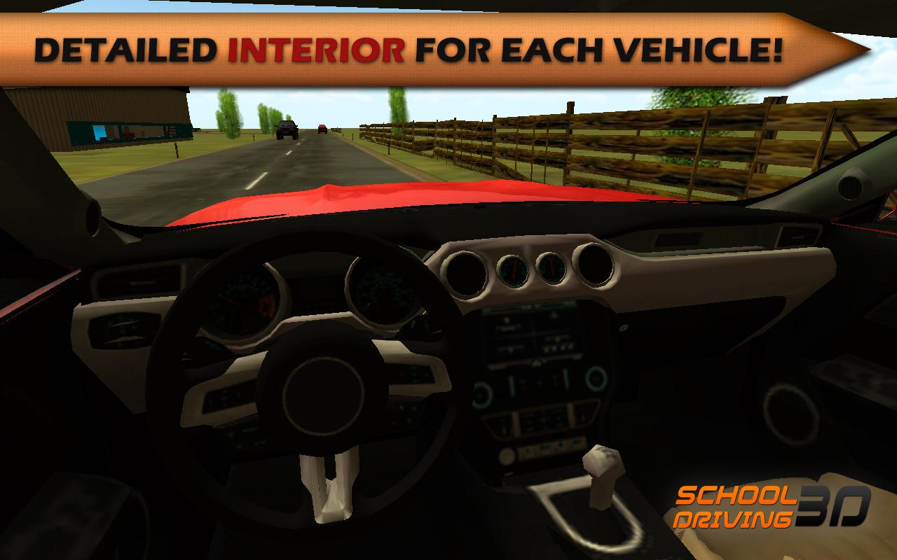 School Driving 3D- screenshot