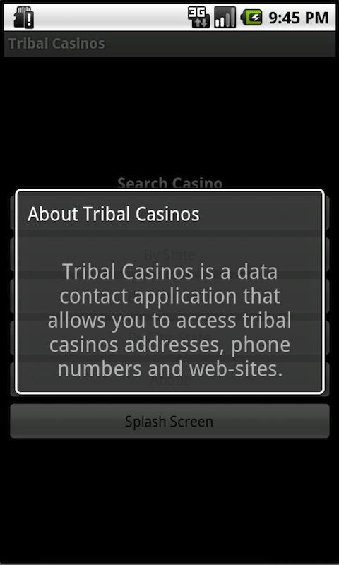 Tribal Casinos Indian Gaming screenshot #8