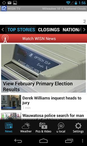 WISN 12 News and Weather