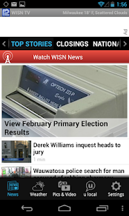 WISN 12 News and Weather - screenshot thumbnail