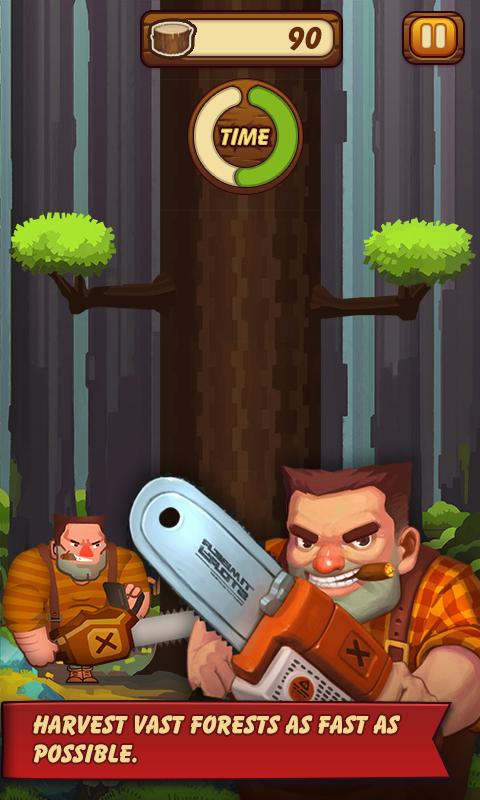 Timber Story- screenshot