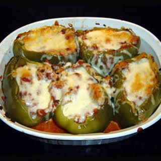 Stuffed Green Peppers II.