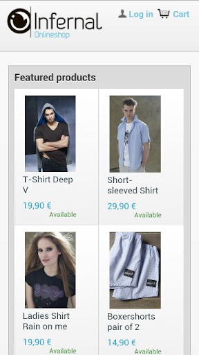 Infernal Onlineshop