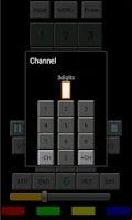 Screenshot of Sharp Remote Control Aquos TV