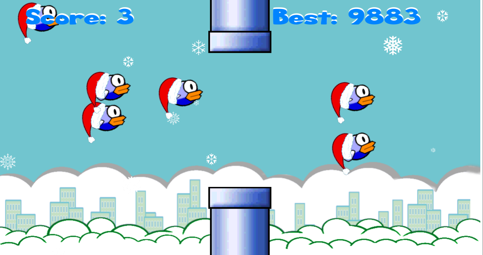 Flatty Bird- screenshot