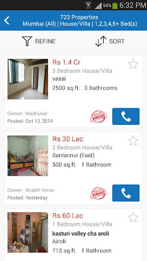 【免費商業App】99acres Real Estate & Property-APP點子