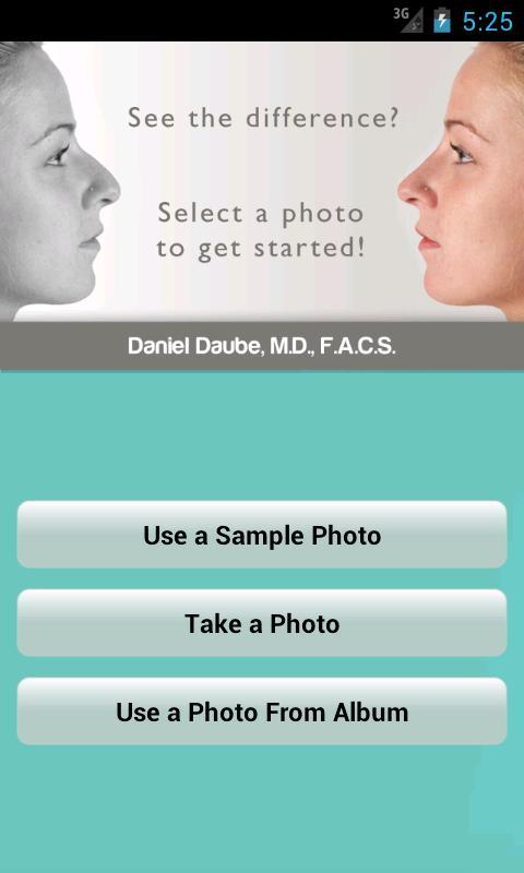 Gulf Coast Facial Plastics - screenshot
