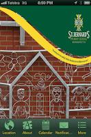 Screenshot of St Bernard's