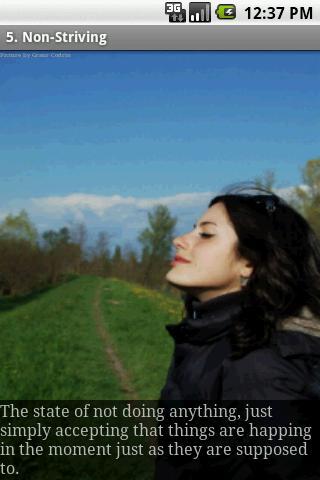 7 Key Elements of Mindfulness- screenshot