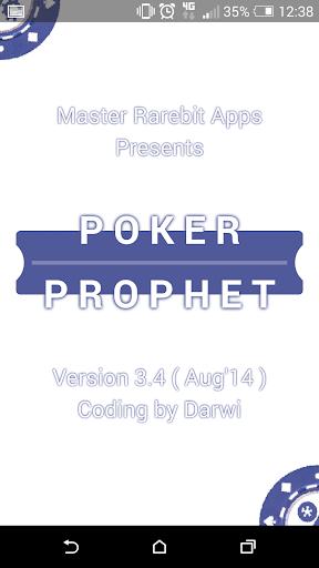 Poker Prophet