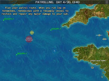 Crash Dive screenshot