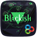 Blackish GO Launcher Theme icon
