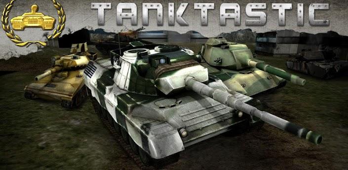 Tanktastic - 3D Танки онлайн скачать на android