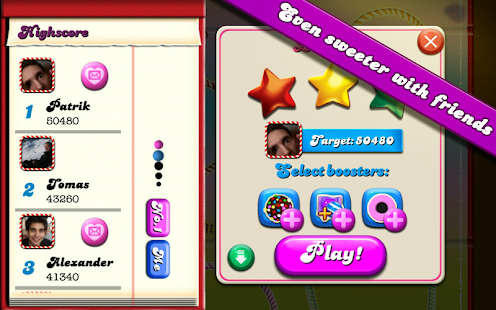 Candy Crush Saga Screenshot 28