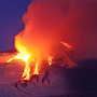 Etna Sicily Water LWP APK icon