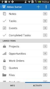 Upvise Pro CRM - screenshot thumbnail