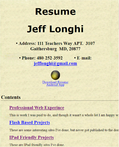 JeffLonghi.com