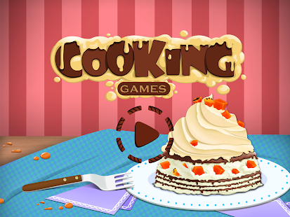 Cooking Games for Kids Full