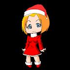 Anime Christmas Dress Up