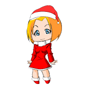 Anime Christmas Dress Up