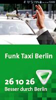 Screenshot of Funk Taxi Berlin