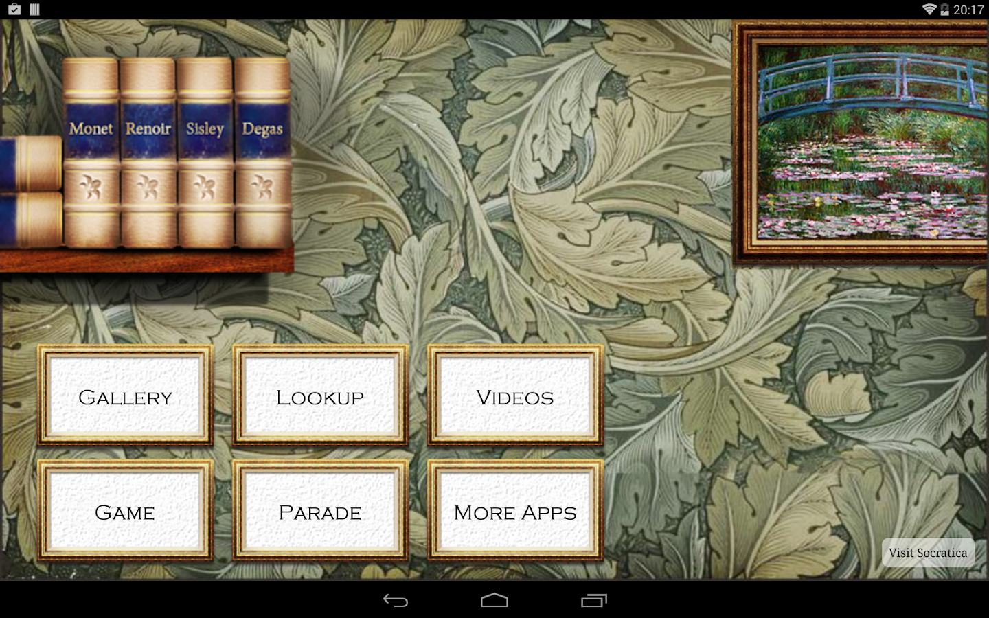 famous paintings android apps on google play