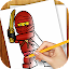 Free Download Learn to Draw Lego Ninjago APK for Samsung