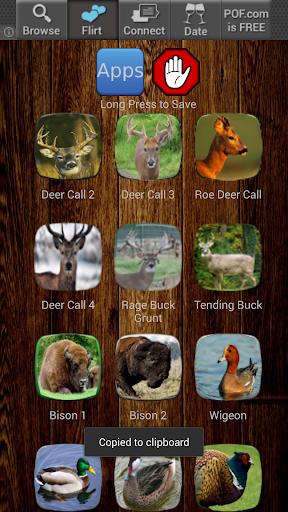 無料个人化Appの動物の音を狩り|記事Game