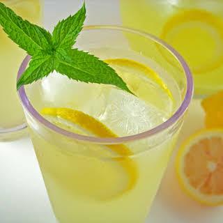 Easy Spiked Lemonade.