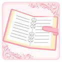 スケジュール手帳 icon