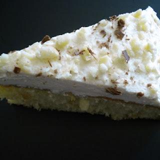 Vanilla Macadamia Cream Cake.