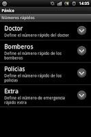 Screenshot of Boton de Panico DF
