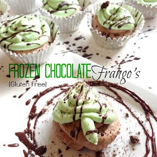 Frozen Chocolate Frango Cups {Gluten Free}