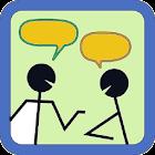 Chat Nicknames Slogans icon