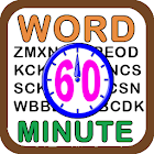A Word Search Minute (Ad-Free) icon