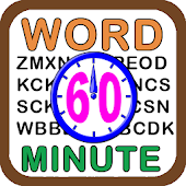 A Word Search Minute (Ad-Free)