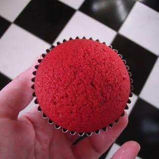 Red Velvet Muffins.