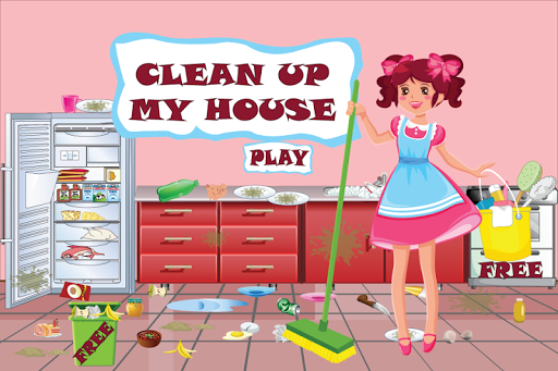 Clean up My House