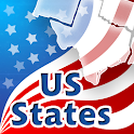 Quiz de Estados de EEUU (USA) icon