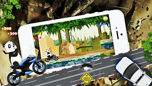 Panda motorcycle 2