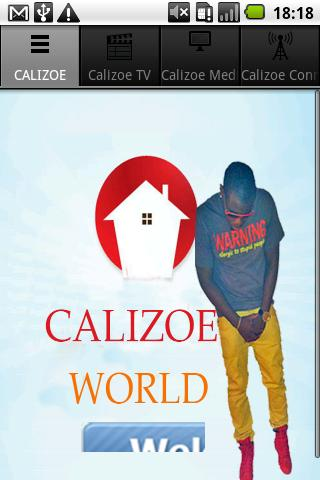 CALIZOE - screenshot