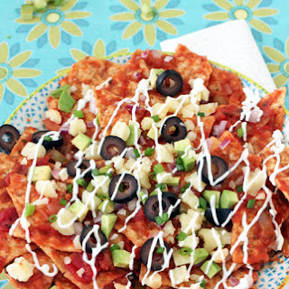 Red Salsa Chilaquiles