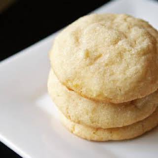 Amish Sugar Cookies.