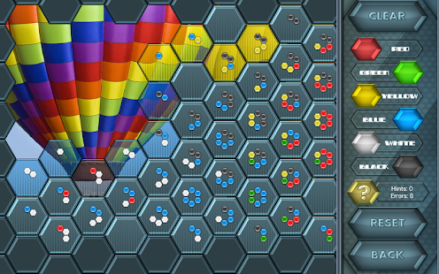HexLogic - Hot Air- screenshot thumbnail
