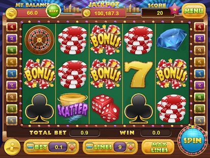 Slot Bonanza - FREE Slots - screenshot thumbnail
