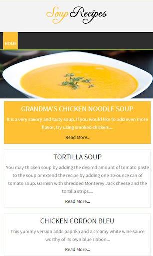 Soups Soup Recipes
